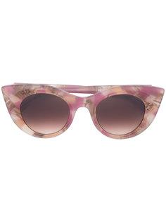 солнцезащитные очки с принтом Thierry Lasry