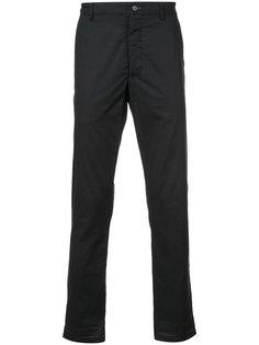 прямые брюки Ann Demeulemeester
