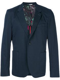 пиджак с накладными карманами Ps By Paul Smith