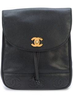 рюкзак 3 CC Chanel Vintage