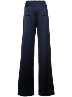 прямые брюки с заклепками на поясе Derek Lam 10 Crosby