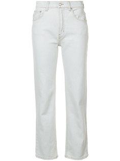 прямые укороченные джинсы Derek Lam 10 Crosby
