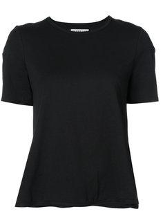 футболка с пуговицами Derek Lam 10 Crosby