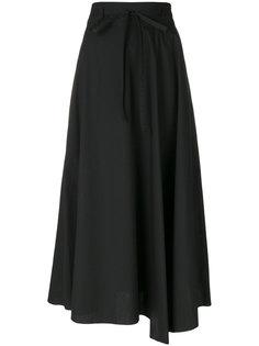плиссированная юбка Theory