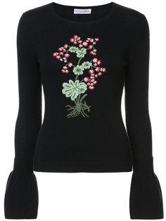 свитер Bovray с вышивкой Altuzarra