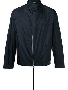 куртка со смещенной застежкой Berthold