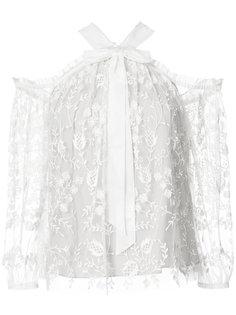 кружевная блузка Needle & Thread