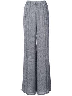 широкие брюки Sally Lapointe