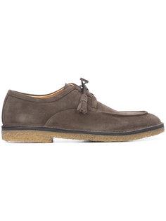 туфли на шнуровке Armando Cabral