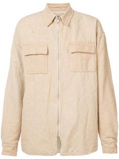 фланелевая куртка-рубашка Season 4 Yeezy