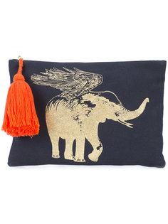 клатч со слоном Figue