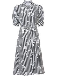 платье Kieran с принтом Altuzarra