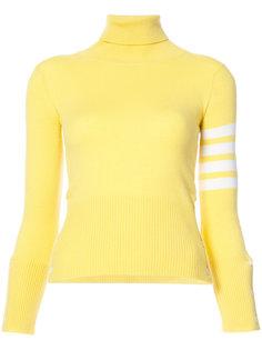 свитер с высокой горловиной Thom Browne