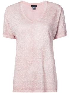 футболка с V-образным вырезом  Avant Toi