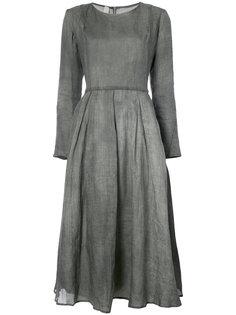 расклешенное платье миди A Diciannoveventitre