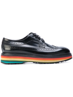 броги на платформе Grand Stripe Paul Smith