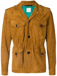 куртка с накладными карманами Paul Smith