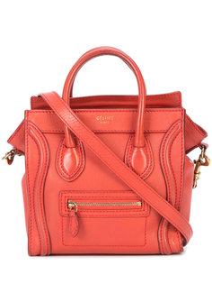 мини сумка-тоут Céline Vintage