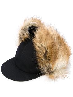 "шляпа ""а-ля Шерлок Холмс"" Sacai"