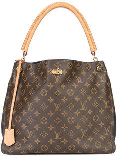 монограммная сумка-хобо  Louis Vuitton Vintage