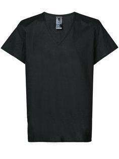 футболка с V-образным вырезом Ann Demeulemeester
