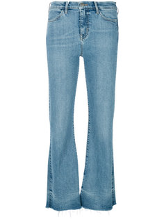 расклешенные джинсы Lou Mih Jeans