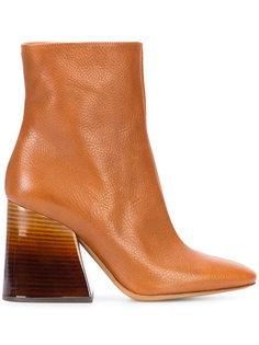 ботинки на молнии Maison Margiela