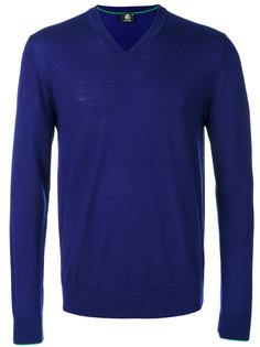 свитер с V-образным вырезом Ps By Paul Smith