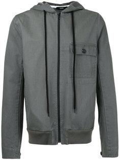 повседневная куртка-бомбер Bassike