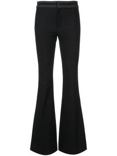брюки с декоративной строчкой Derek Lam 10 Crosby