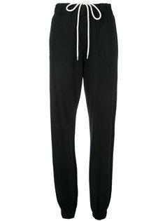 спортивные брюки из флиса Bassike