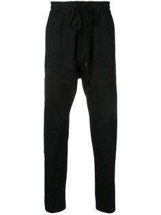 брюки на завязках Bassike