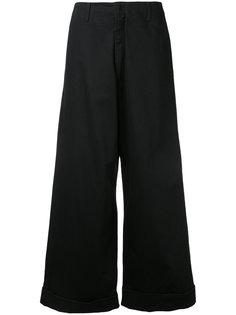 брюки-чинос свободного кроя Bassike