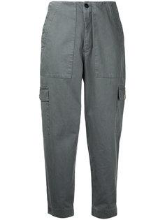 брюки без пояса с карманами Bassike