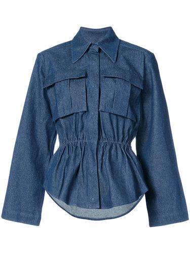 джинсовая рубашка 'Gala' Solace