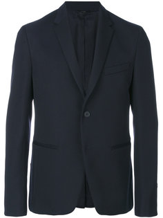 классический приталенный пиджак Fendi