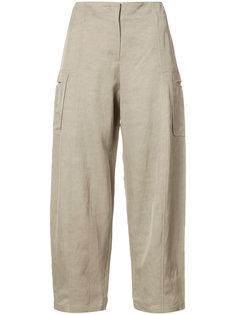 укороченные брюки Margot Zero + Maria Cornejo