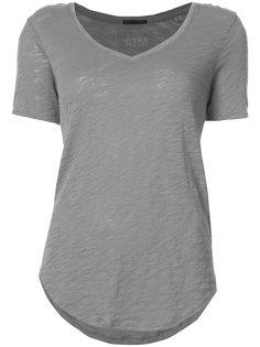 футболка свободного кроя Atm Anthony Thomas Melillo