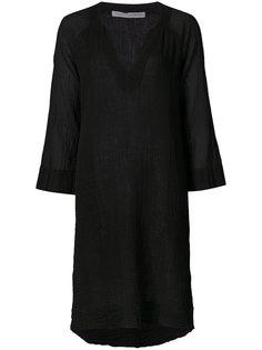 платье с V-образным вырезом Raquel Allegra