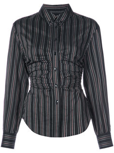 рубашка в полоску Isabel Marant