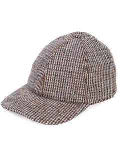 твидовая кепка Maison Michel