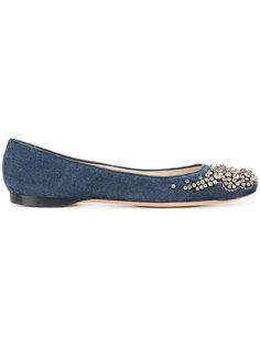 балетки Diadema Chisel Emma Hope Shoes