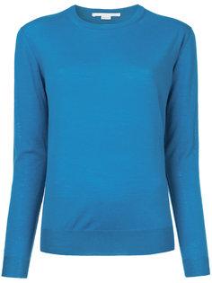 классический свитер с круглым вырезом  Stella McCartney