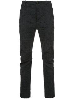 строгие брюки Uma Wang