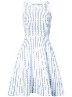 расклешенное платье Milly