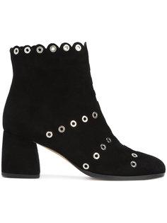 ботинки с заклепками Alexa Wagner
