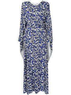 printed dress Osman