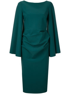 statement sleeve dress Greta Constantine