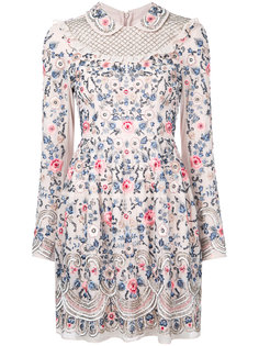 floral embellished dress Needle & Thread