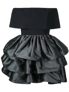 ruffle skirt dress Greta Constantine